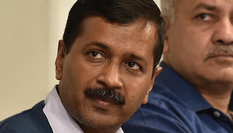 Arvind Kejriwal,AAP,BJP