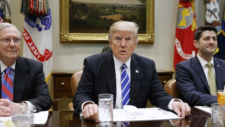 President Donald Trump's  decision, one of his first acts as president, withholds about half a billion dollars a year from international groups that perform abortions or provide information about abortions.