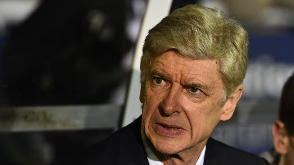 Arsene Wenger was one of the favourities to take over as FC Barcelona manager after Luis Enrique's departure.