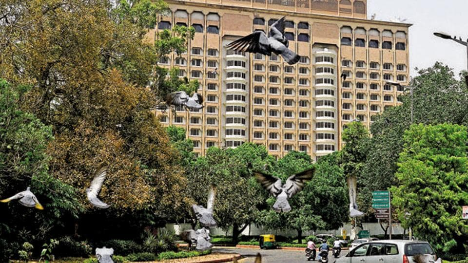 The NDMC-owned Taj Mansingh was given to Tata's Indian Hotels Company Limited on lease for 33 years.