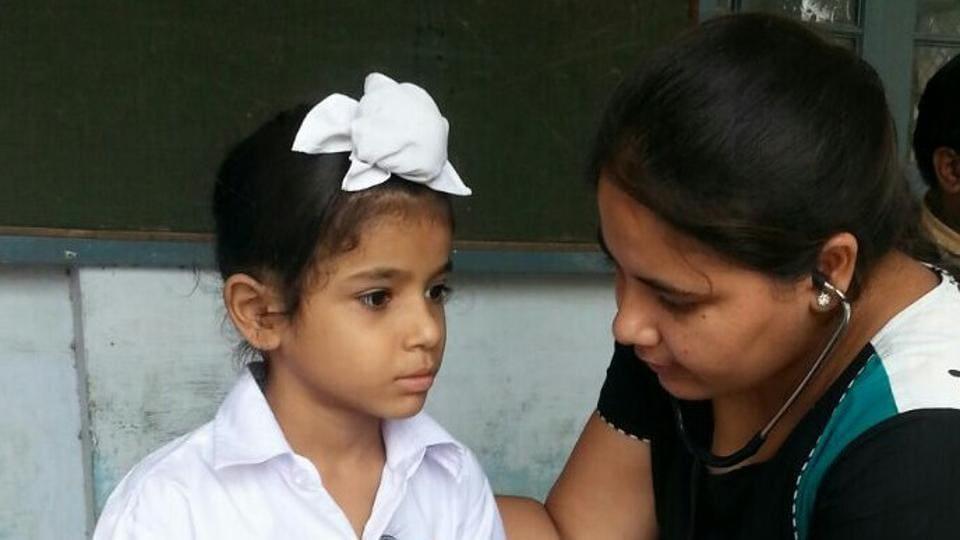 dental ailments,govt schools,RBSK
