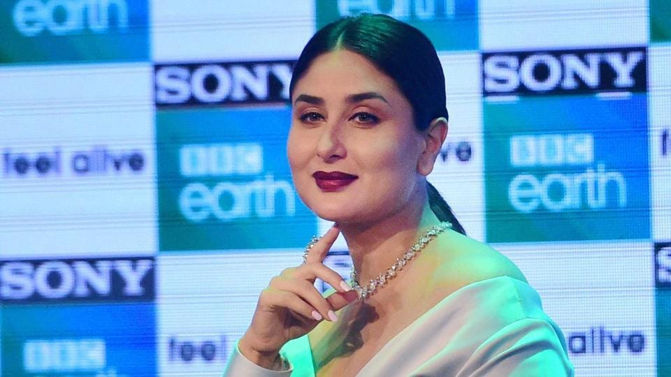 Kareena Kapoor Khan,Satin Gown,Pictures