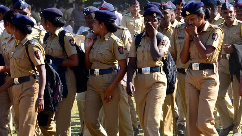 BJP has urged the election commission to deploy women police at polling booths.