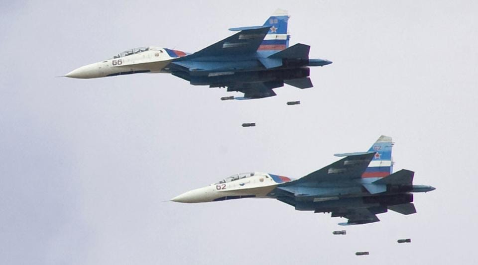 The Russians apparently had observed Islamic State fighters moving from the area and wrongly assumed that other forces remaining were jihadists.
