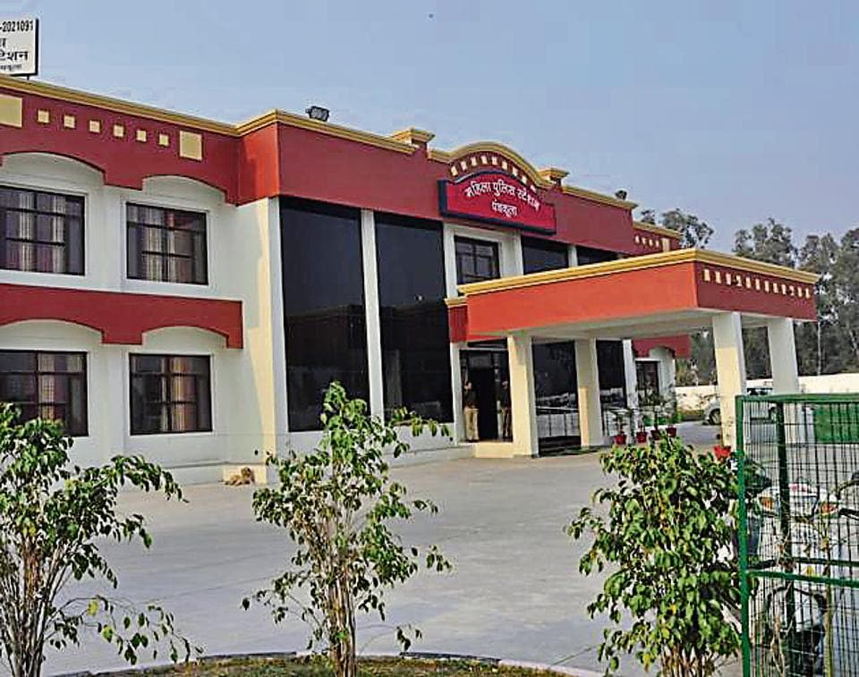 The Panchkula women police station that handles most of the cases related to women.