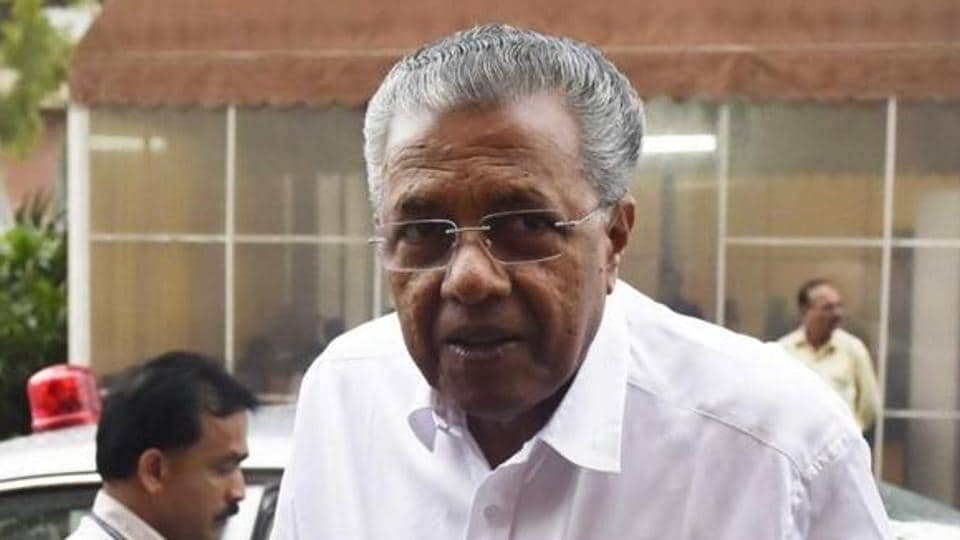 Kerala chief minister Pinarayi Vijayan has been blamed by the RSS leader for the killings of right-wing activists in the southern state.