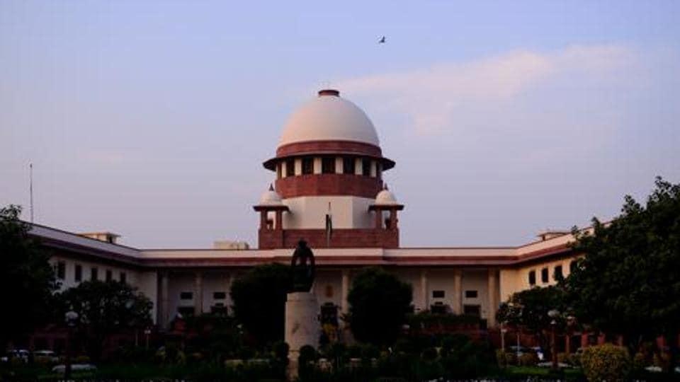 Supreme Court of India in New Delhi.