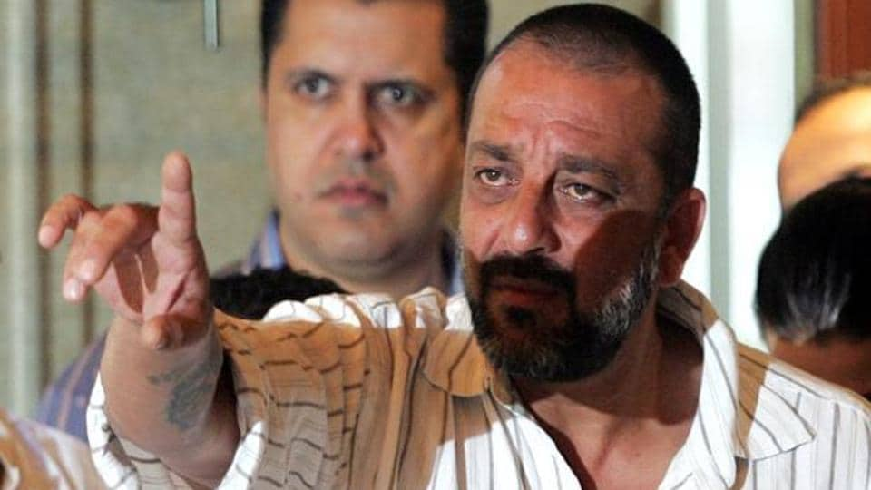 Sanjay Dutt is currently shooting for his comeback film Bhoomi.