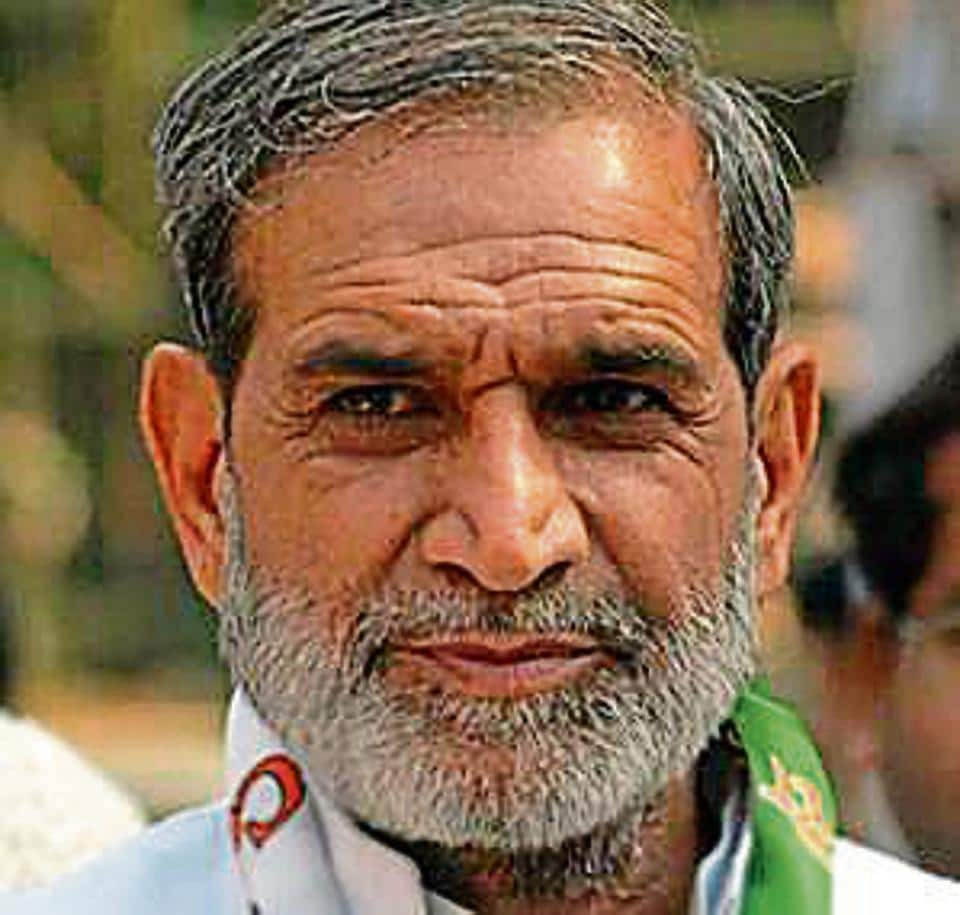 Congress leader Sajjan Kumar