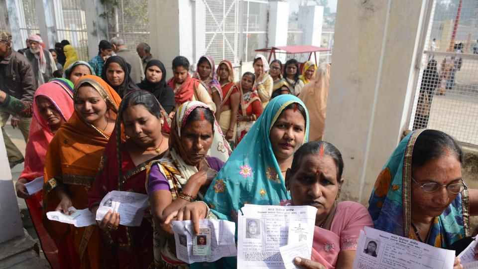 Uttar Pradesh assembly elections 2017,Women voters,Election Commission