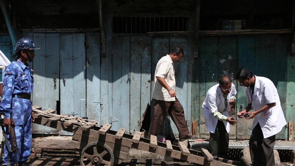 Mumbai news,Malegaon blast,Taloja Jail