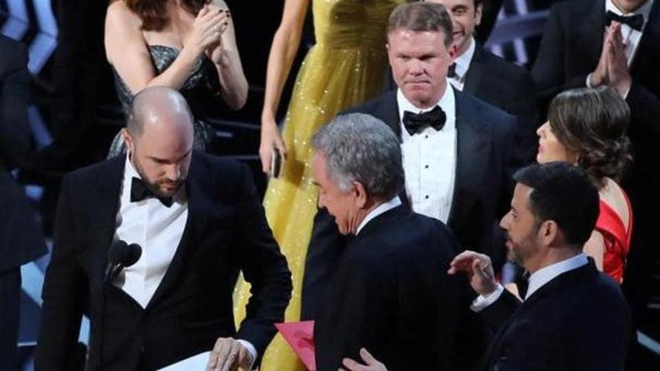 Oscar blunder