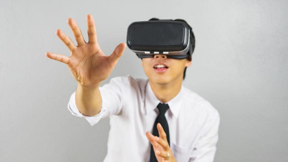 Using virtual reality headsets, exposure therapy can easily be provided from the safety of a health professional's consulting room.