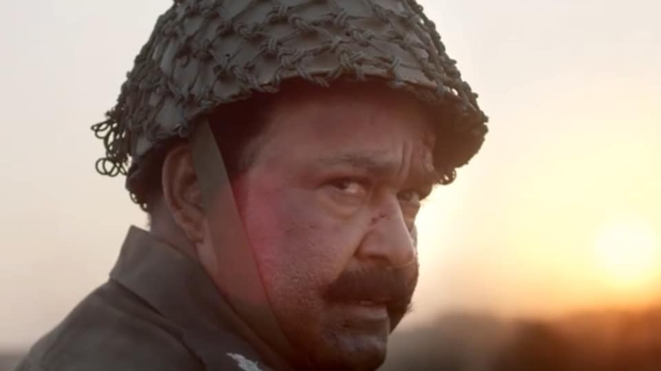 1971 Beyond Borders is a prequel to Kurukshetra. Based on the true events of the 1971 India-Pakistan war, Mohanlal will appear in a double role, playing Major Mahadevan and as his dad Colonel Sahadevan.