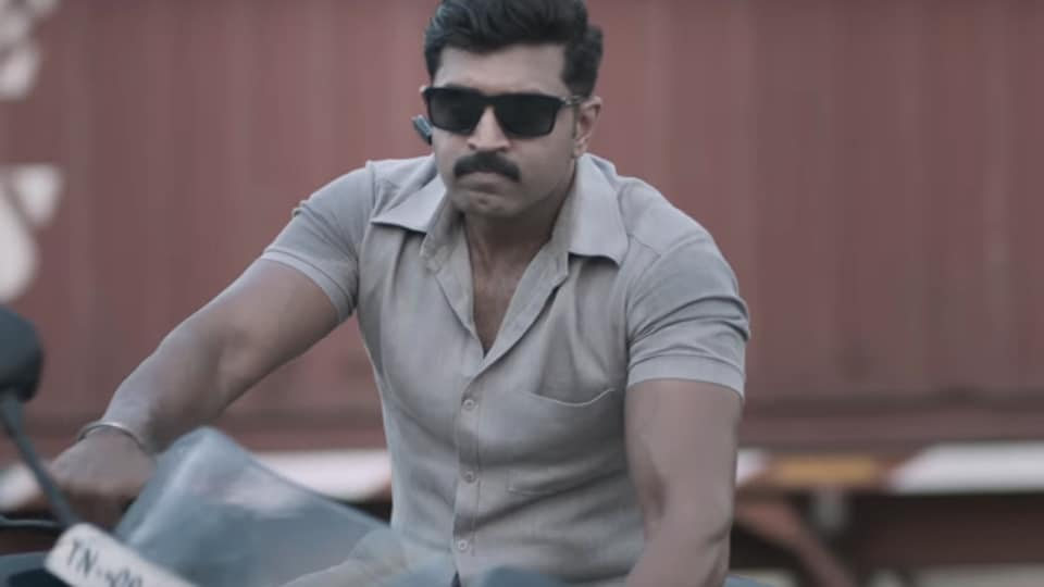 Kuttram 23 is a refreshingly realistic Tamil movie.