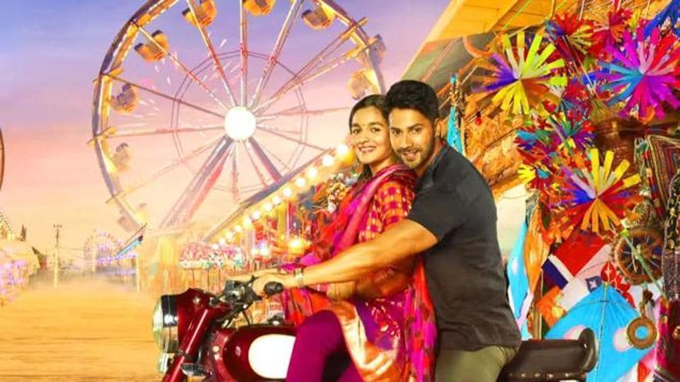 Badrinath Ki Dulhania is produced under Drama Productions' banner.
