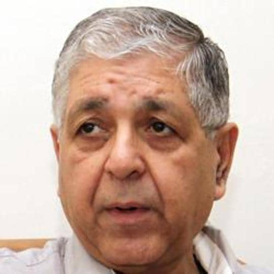 Arun Kumar Grover, Panjab University vice-chancellor