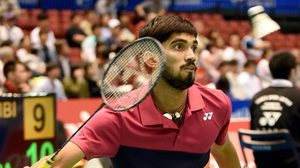 KidambiSrikanth went down fighting against Chen Long in the German Open Grand Prix Gold.