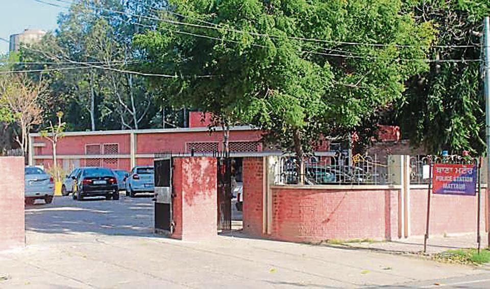 Mataur police station in SAS Nagar.