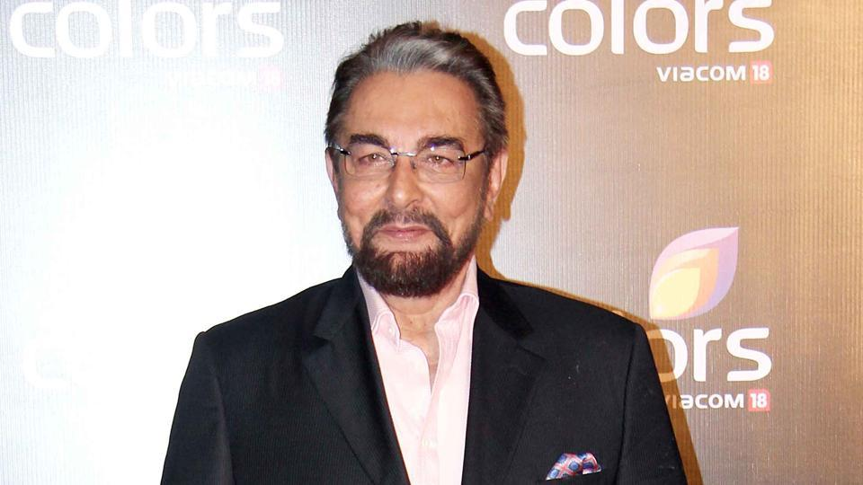Kabir Bedi visited the Capital recently where he was announced the brand ambassador of an NGO that works to combat blindness.