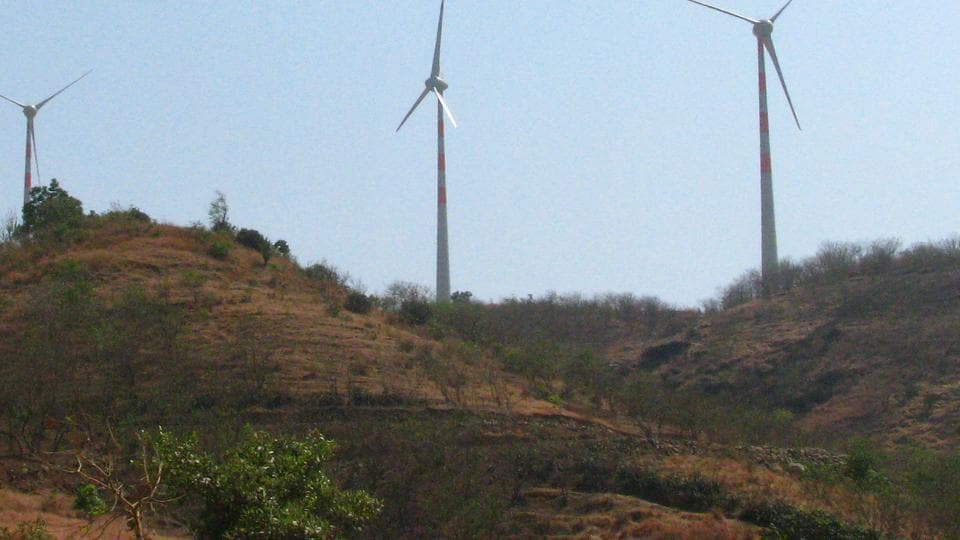 A windmill project in Maharashtra's  eco-sensitive Khed-Maval belt  in Pune district poses a threat to Western Ghats.