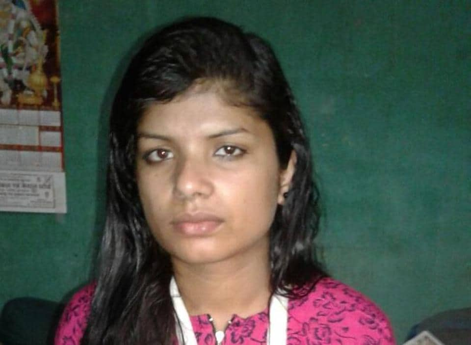 Shweta Kumari, 19, a student of the Mahatma Gandhi Central University of Bihar, Motihari, was attacked when she was going to write her exam on Thursday.