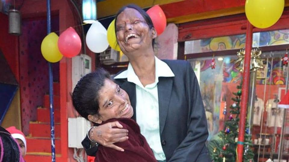 Sheroes is a cafe in Agra run by acid attack survivors. The cafe is among group of achievements by women that are being awarded the Nari Shakti award this Women's Day.
