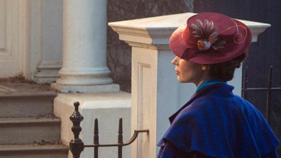Mary Poppins Returns is directed by Rob Marshall, who also made the musicals Into the Woods and Chicago.