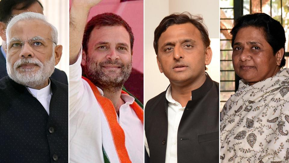 PMModi, Congress vice-president Rahul Gandhi, UPCM Akhilesh Yadav and BSPleader Mayawati will address election rallies in Varanasi on March 4, 2017.