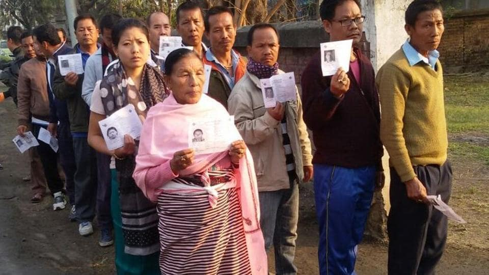 Manipur election,Assembly Election,Congress
