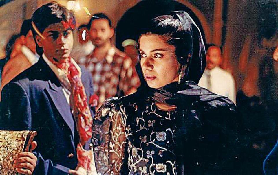 Mani Kaul,Meeta Vasisht,Shah Rukh Khan