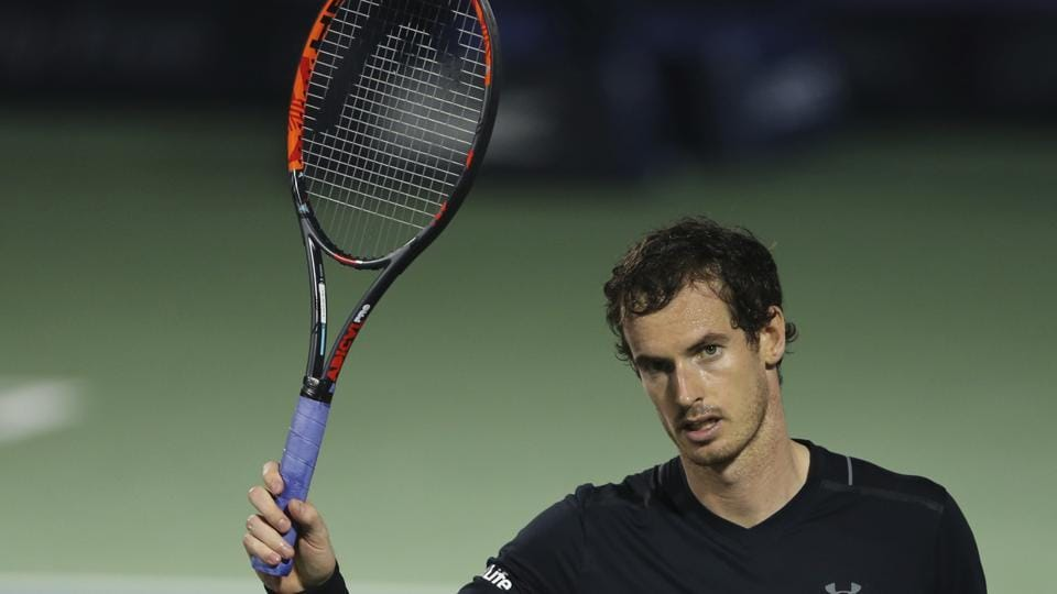 Andy Murray,Fernando Verdasco,Dubai Open