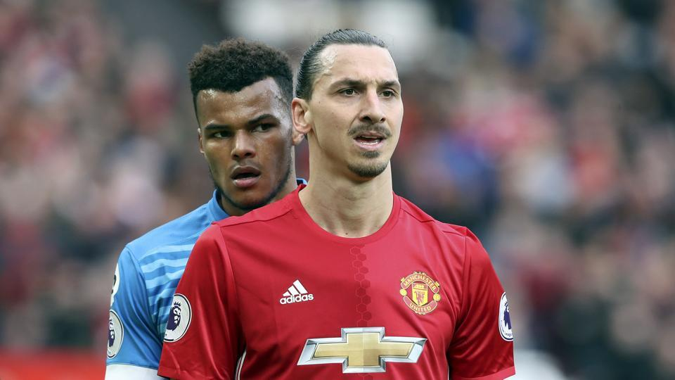Zlatan Ibrahimovic missed a penalty as Manchester United F.C were held to a 1-1 draw by 10-man A.F.C Bournemouth in the Premier League.