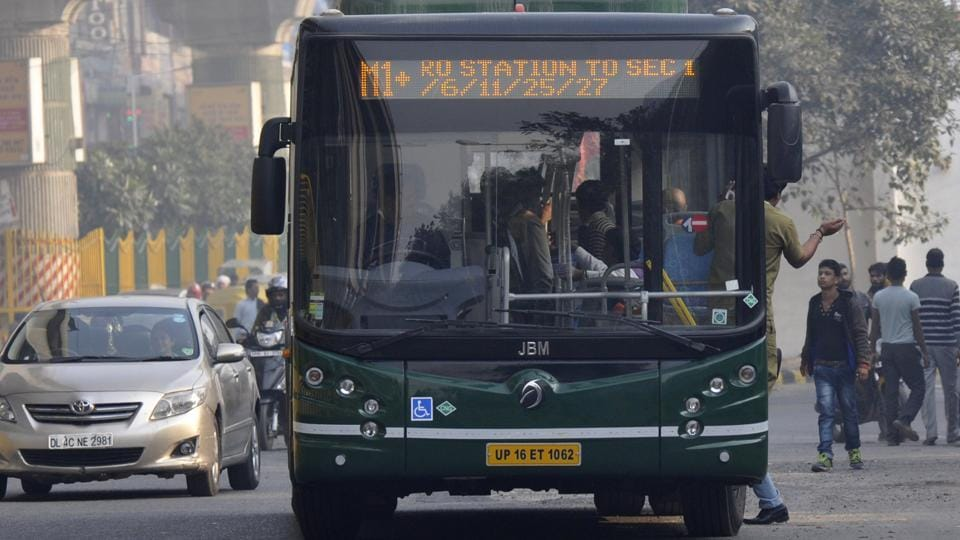 Currently, the ridership in the Metro's city bus service has touched 10, 000 a day.