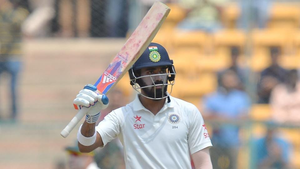 KL Rahul, India's top scorer, was out for 90 on Day 1 of the second Test between India vs Australia in Bangalore on Saturday. Get cricket score of IND vs AUS here.