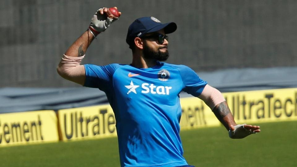 Virat Kohli marked his 25th Test as skipper in the second match against Australia at the M Chinnaswamy Stadium on Saturday.