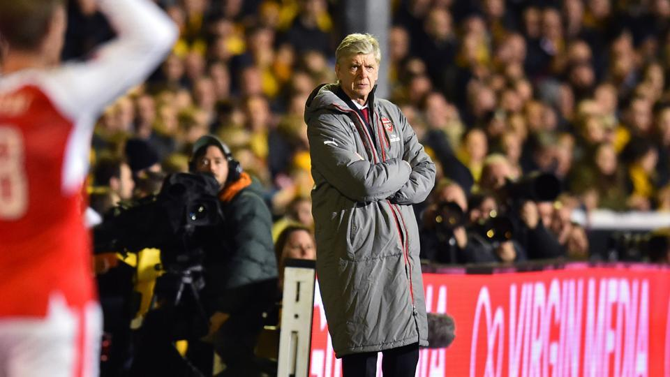 Arsenal Football Club manager Arsene Wenger is under fire for the club's mediocre season and a win in Saturday's Premier League match against Jurgen Klopp's Liverpool FC should ease some pressure.