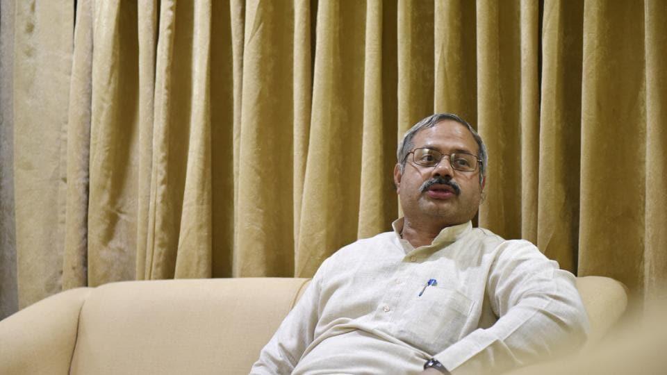 Sunil Ambekar, the national organising secretary of the Akhil Bharatiya Vidyarthi Parishad