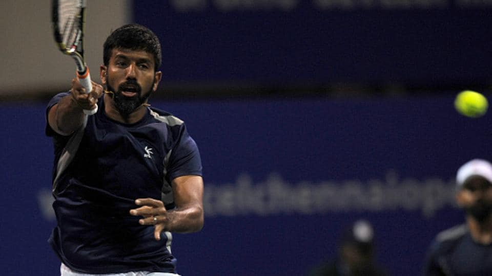 Rohan Bopanna, who had entered the final for the second time in the 2017 season, lost in the doubles final in the  Dubai championships.