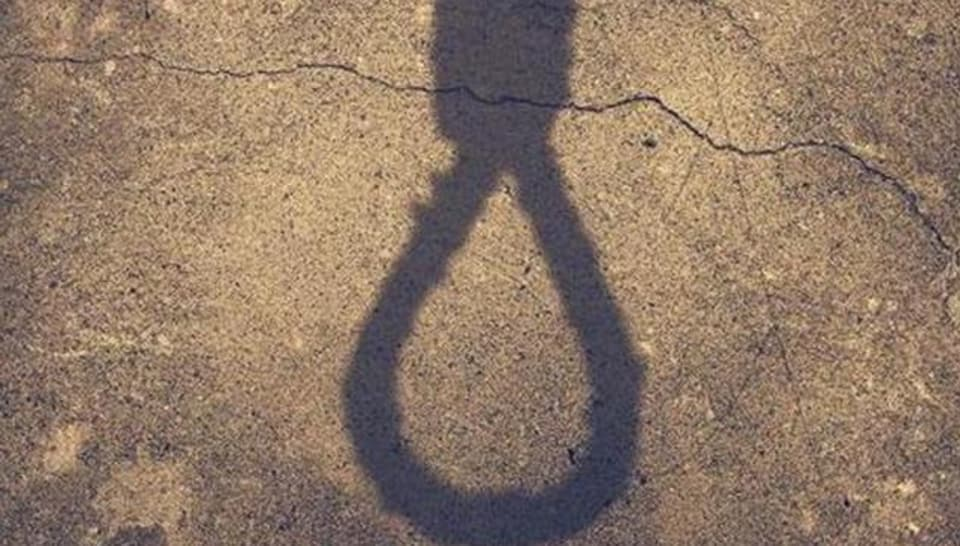 Raghbir Singh, 45, took life by hanging himself from a ceiling fan; while Dalvir Singh, 45, committed suicide by consuming some poisonous substance.
