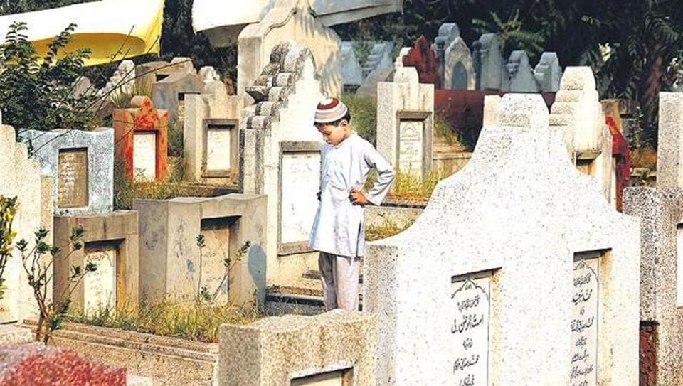 Karim Ahmad Akhtar had been buried nine days ago, but when his family went to perform rituals on Saturday, they found the grave half dug, and the body missing.