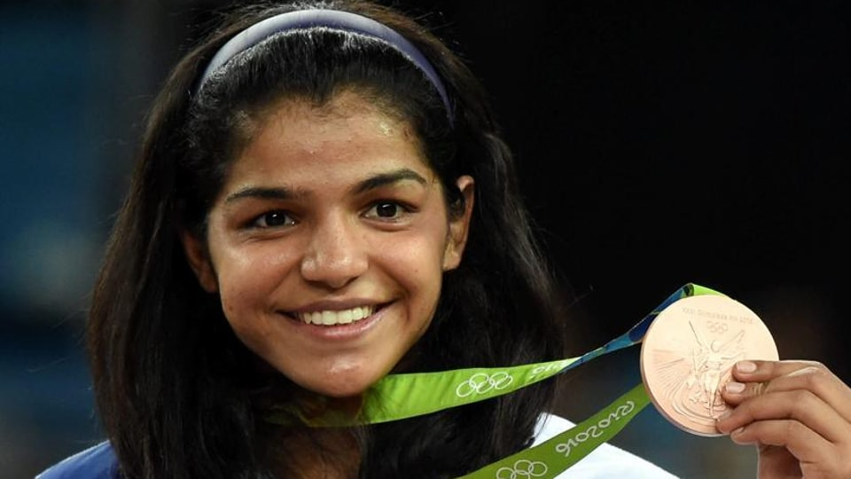 Sakshi Malik, who secured a historic bronze medal in the 2016 Rio Olympics, was promised cash rewards and incentives amounting to at least Rs 3.5 crore by the Haryana government.