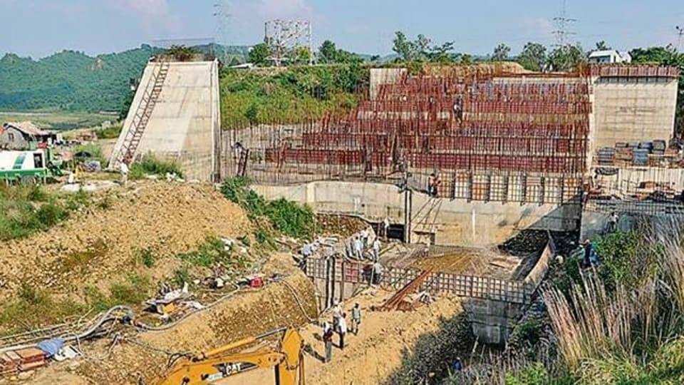 Shahpur Kandi Dam