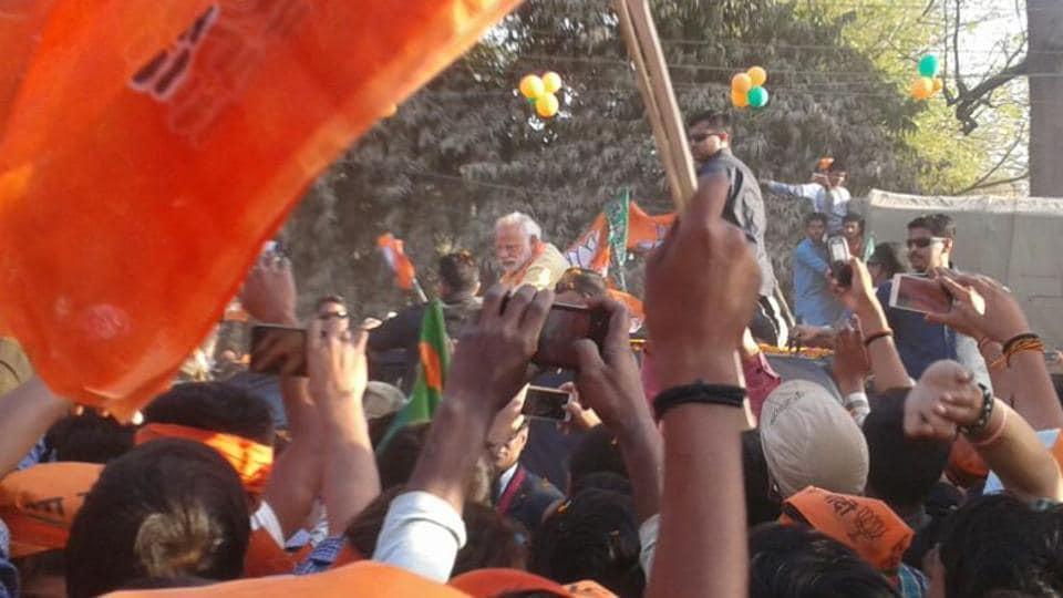Narendra Modi,Varanasi,BJP