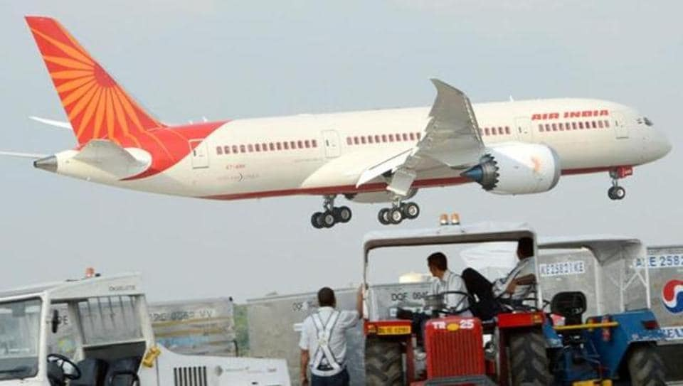 According to the Sahar police, around 8.30 pm Thakur and three of her friends were waiting in queue at the security check to board an Air India flight to Delhi.