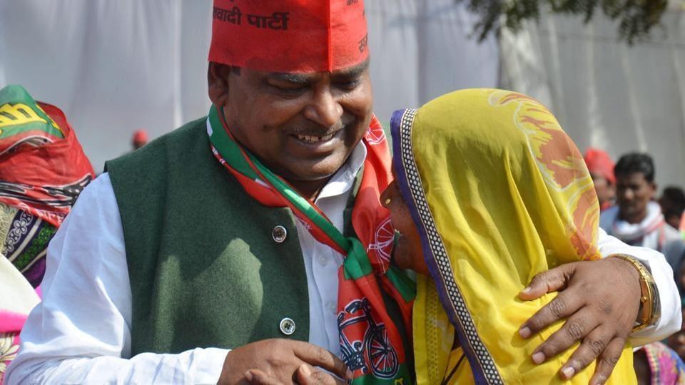 Prajapati,Rape accused UP minister,AKhilesh Yadav