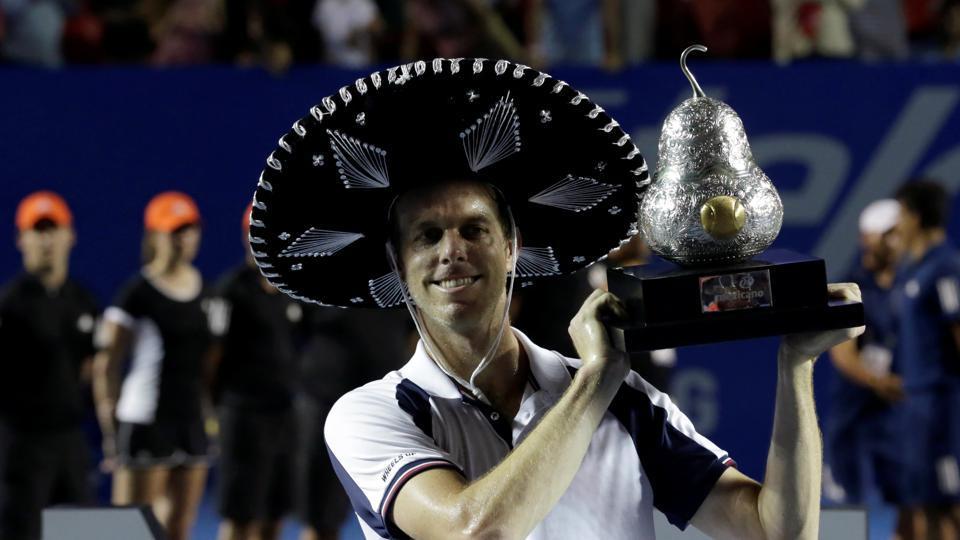 Rafael Nadal,Sam Querrey,Mexican Open