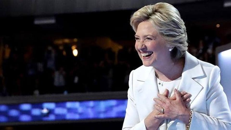 USDemocrat and last year's presidential nominee Hillary Clinton. Supporters of the Clinton formed a secret Facebook group that has now grown into a progressive space for women.