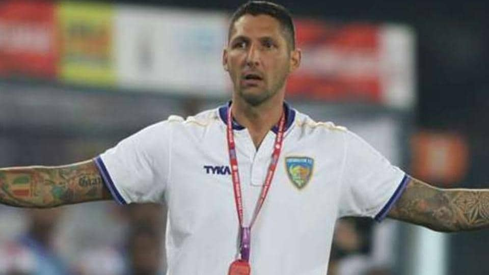 Indian Super League,Chennaiyin FC,Marco Materazzi