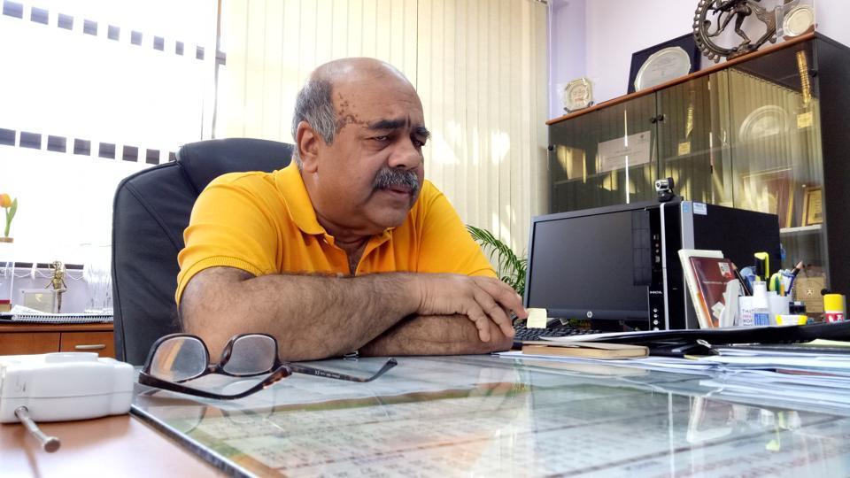 IIM Lucknow director Dr Ajit Prasad, professor of strategy.